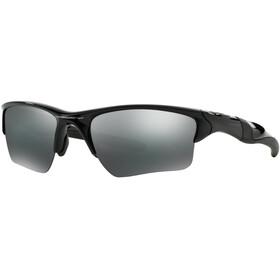 Oakley Half Jacket 2.0 XL, polished black/black iridium